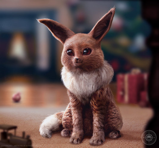 POKÉMON Zoology Project Shows What the Creatures Would Look Like IRL_10