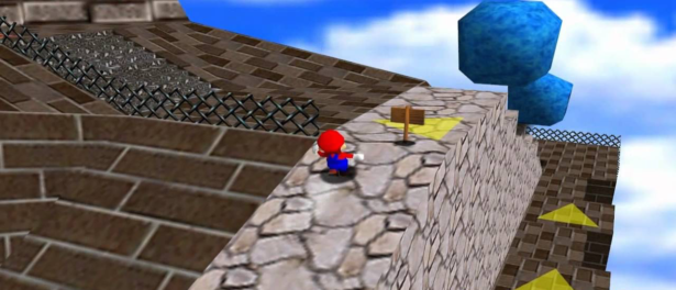 All the Levels in SUPER MARIO 64, Ranked_6