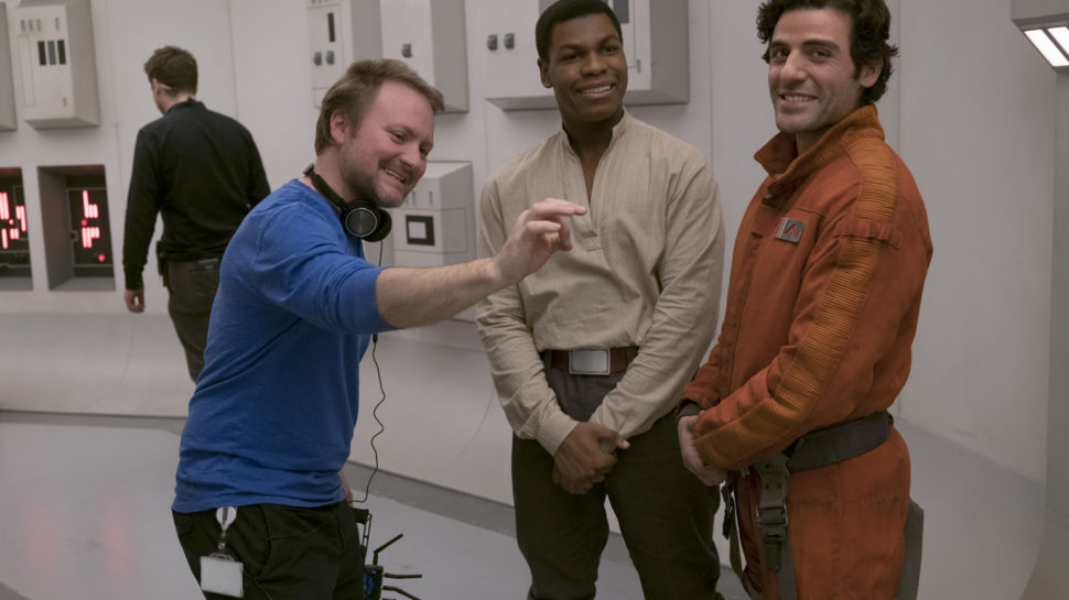 Rian Johnson Will Write & Direct a Brand New STAR WARS Trilogy