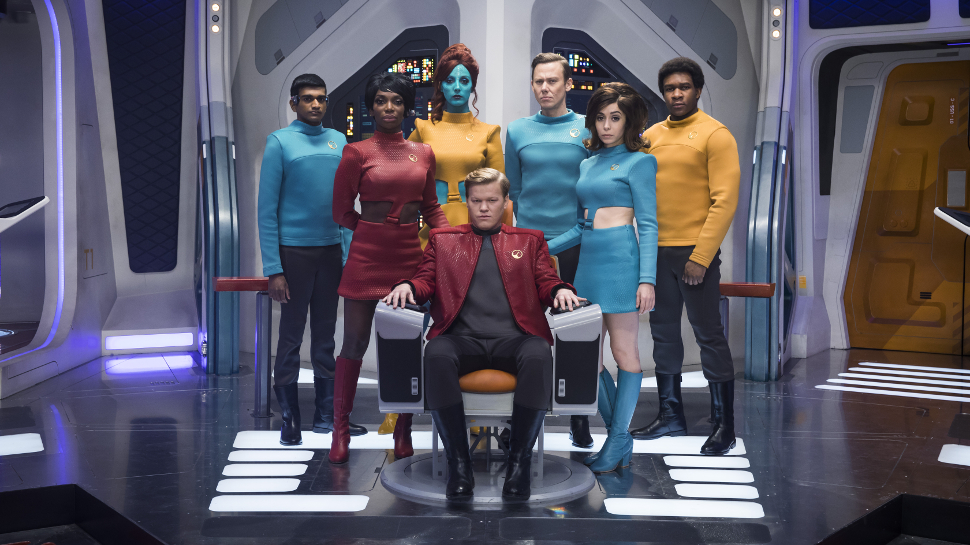 "BLACK MIRROR's ""U.S.S. Callister"" Uses STAR TREK to Dissect Harassment and Toxic Masculinity"
