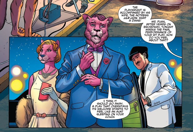 THE SNAGGLEPUSS CHRONICLES Explores '50s Paranoia with a Gay, Pink Mountain Lion (Review)_2