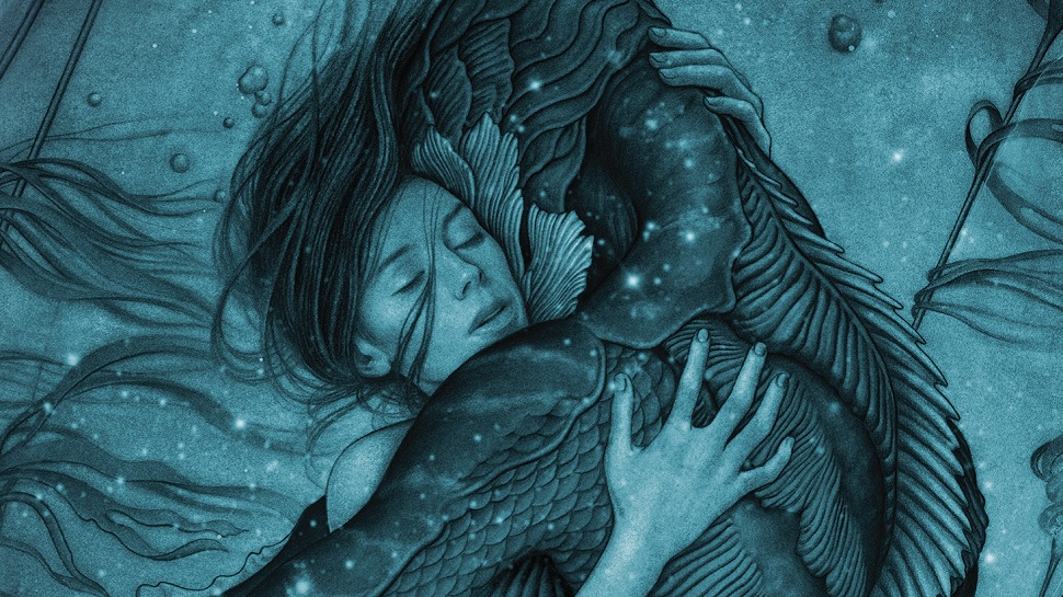 THE SHAPE OF WATER's Making-Of Book Offers Oceans of Information (Exclusive)