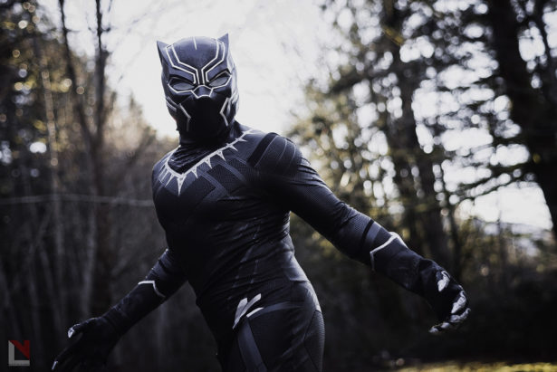 A BLACK PANTHER Cosplay Worthy of a King_6