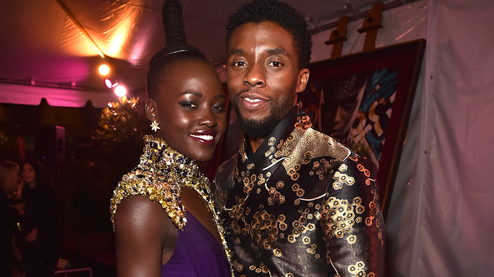 Black Panther Premiere Fashion Celebrates African Royalty