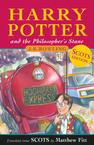 The Scots Language Edition of HARRY POTTER Is Delightful_1