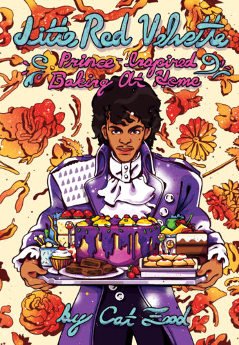 Make Purple Rain Cake and More Prince-Inspired Recipes with LITTLE RED VELVETTE_2