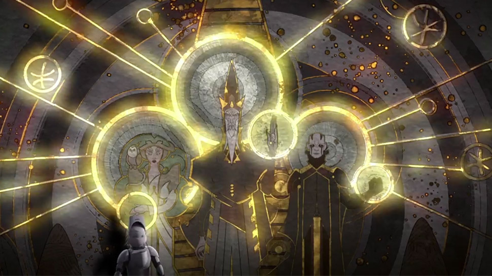 How Mortis Is Tying into STAR WARS REBELS