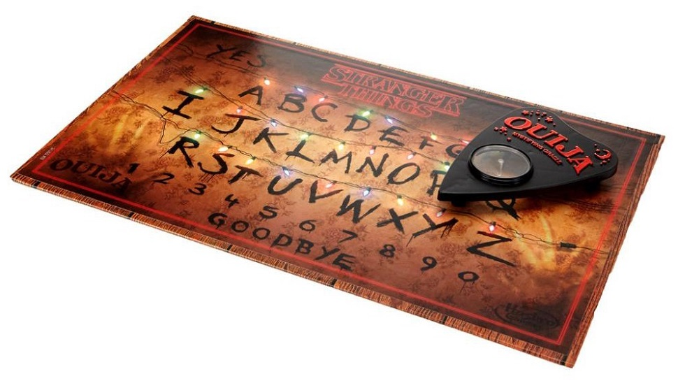 It's About Time: A STRANGER THINGS Ouija Board Is Here