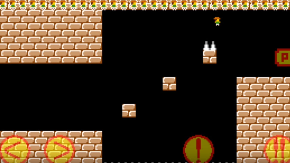 TRAP ADVENTURE 2 Is a Hilariously Difficult SUPER MARIO BROS. Clone