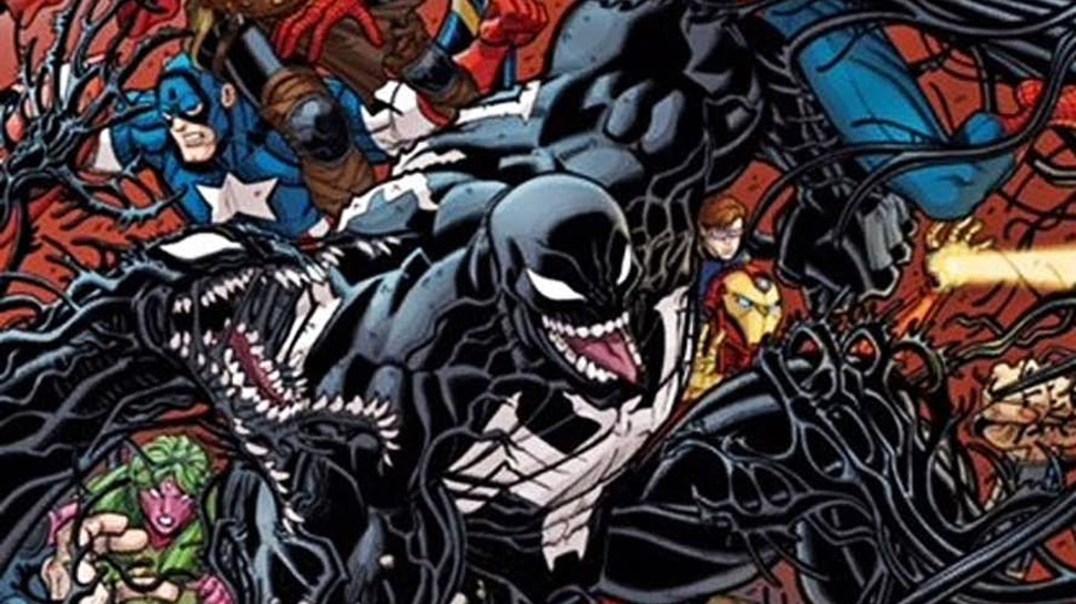 Venom Will Completely Take Over the Marvel Universe in New Series