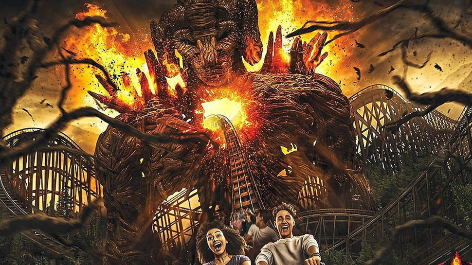 THE WICKER MAN is Now an Insane Rollercoaster (Seriously)