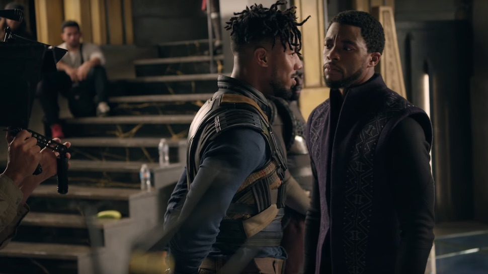 New BLACK PANTHER Featurette Explores What Makes the Character Special