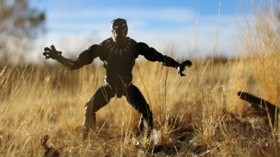 BLACK PANTHER Adds Diversity to Marvel Legends to a Point (Review)