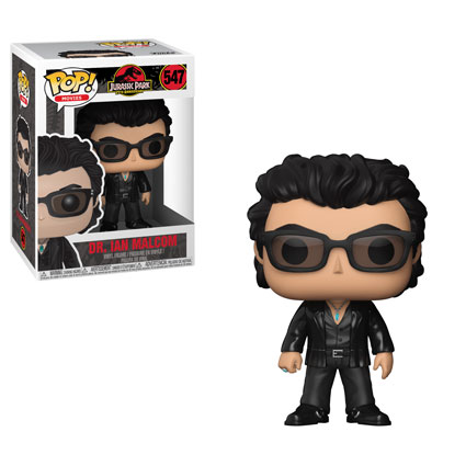 Behold the Sexy Jeff Goldblum JURASSIC PARK Funko You've Always Wanted_14