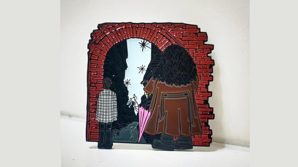 Stroll Through Diagon Alley With These HARRY POTTER Pins