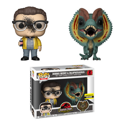Behold the Sexy Jeff Goldblum JURASSIC PARK Funko You've Always Wanted_2