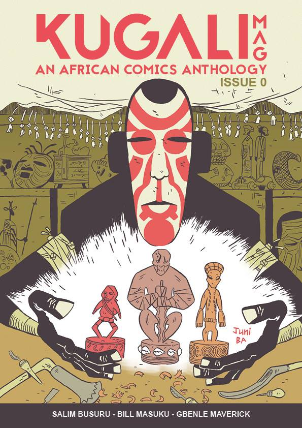 KUGALI is the African Comics Anthology You Need_2