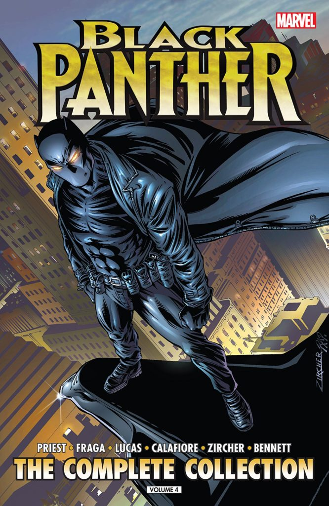6 BLACK PANTHER Comics to Read Before and After the Movie_12