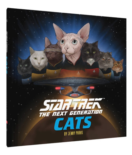 STAR TREK: THE NEXT GENERATION Recast As Cats is Purrfect (EXCLUSIVE)_16