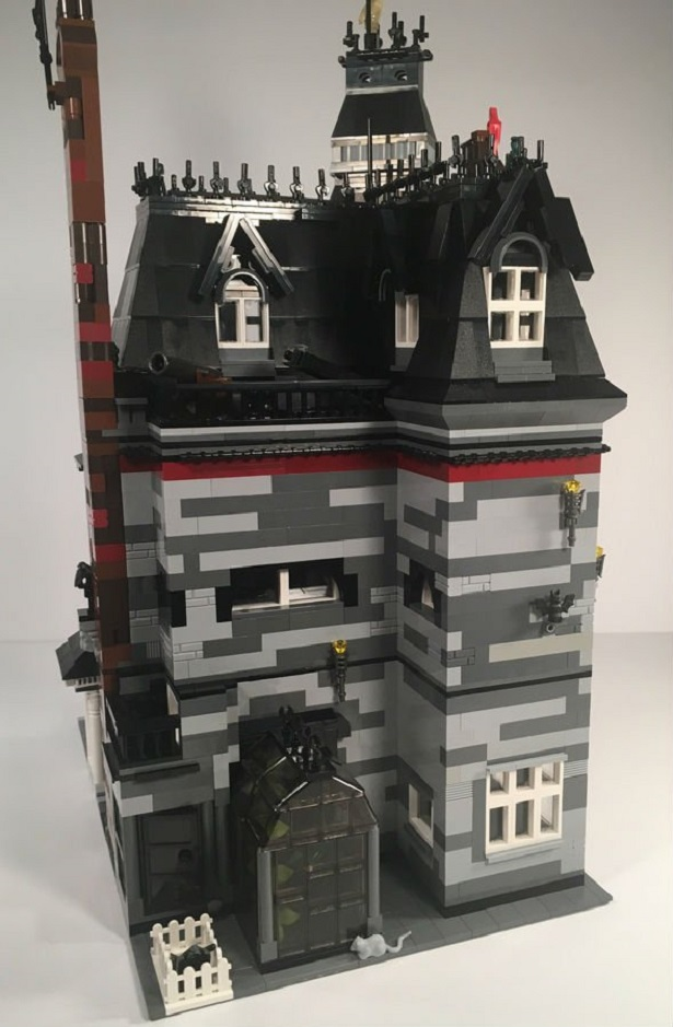 You Can Help Make This ADDAMS FAMILY Mansion LEGO Set A Reality_8