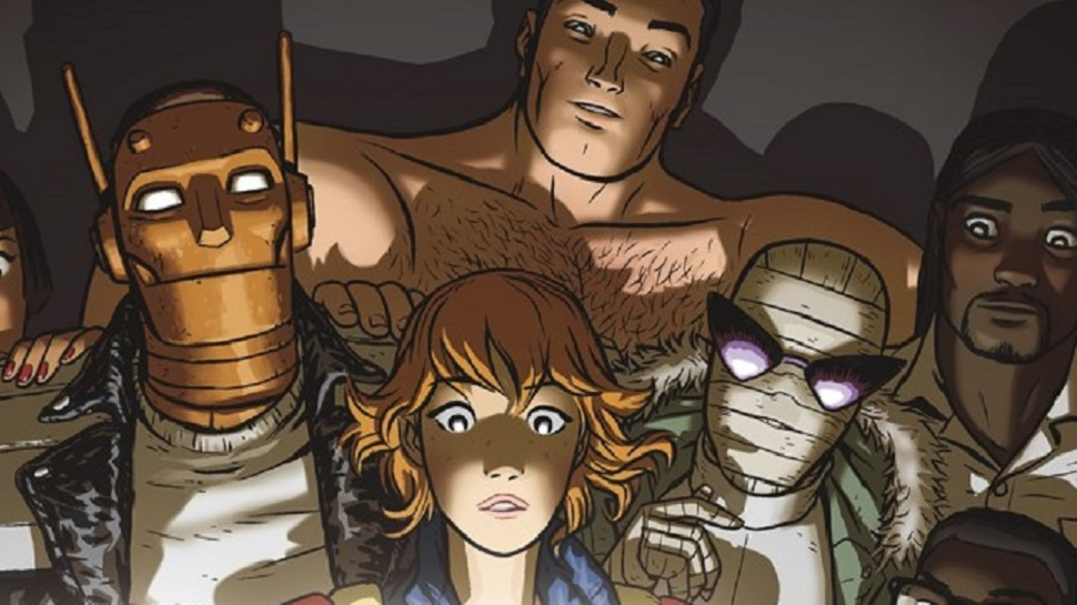 THE DOOM PATROL to Appear on TITANS TV Series