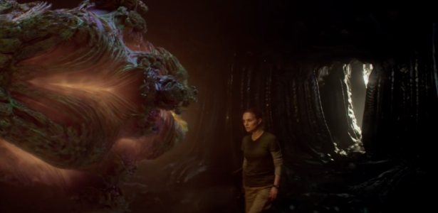 The 'Shimmer' and Ending of ANNIHILATION Explained_4