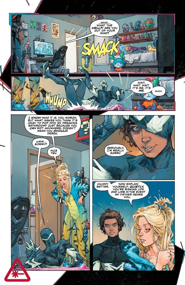 Meet SIDEWAYS, DC'S Newest Teen Hero (Exclusive Issue #1 Preview)_6