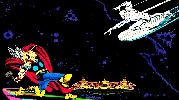 A SILVER SURFER Movie is in the Works at Fox_4