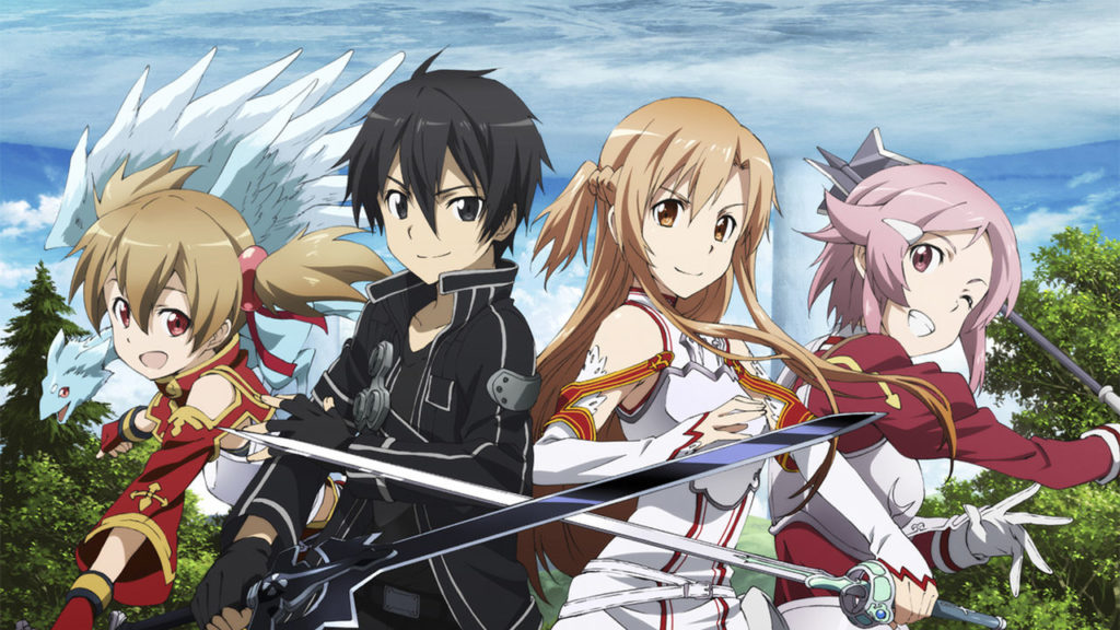 Netflix Wants to Avoid Whitewashing SWORD ART ONLINE Live Action TV Series | Nerdist