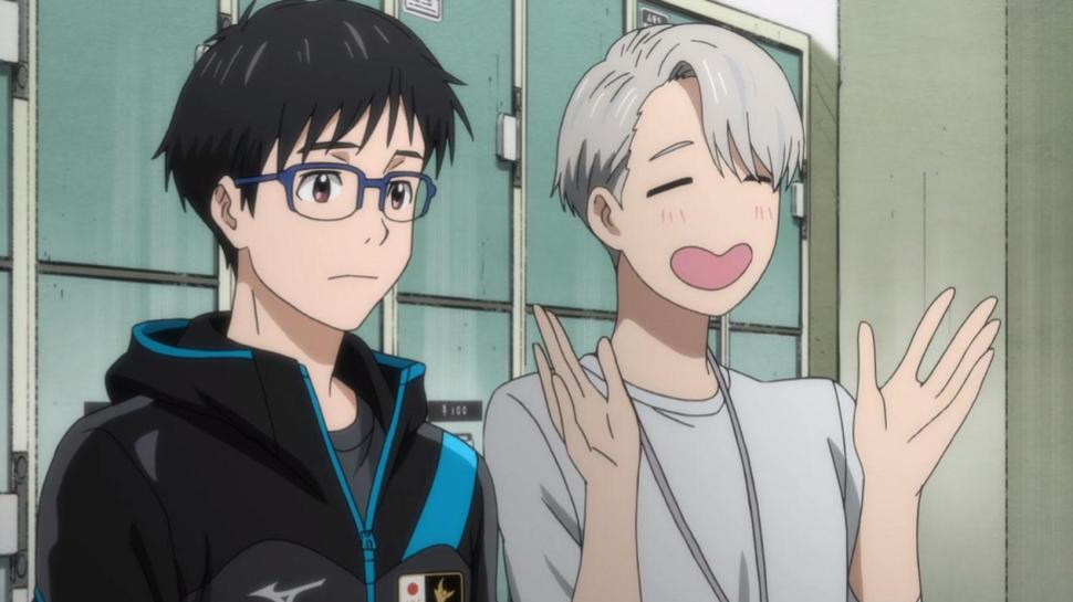 All Our YURI ON ICE Dreams Came True in This Figure Skating Performance