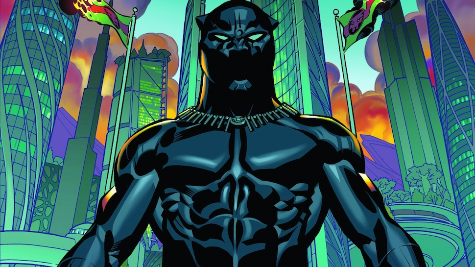 6 BLACK PANTHER Comics to Read Before and After The Movie