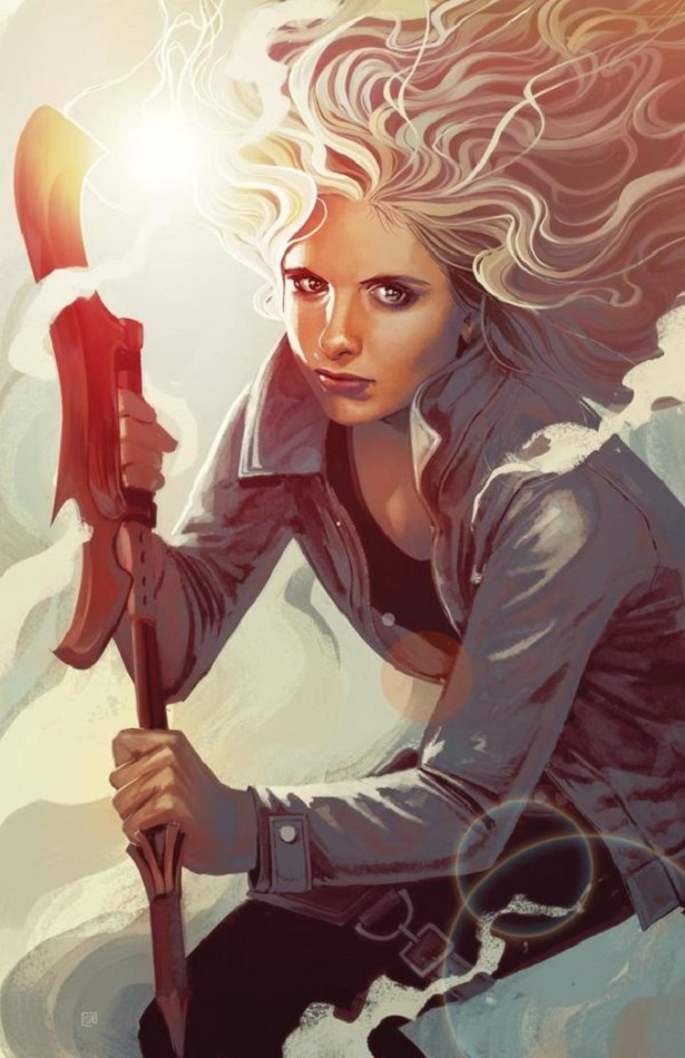 Joss Whedon to Write BUFFY THE VAMPIRE SLAYER SEASON 12 Comic_8
