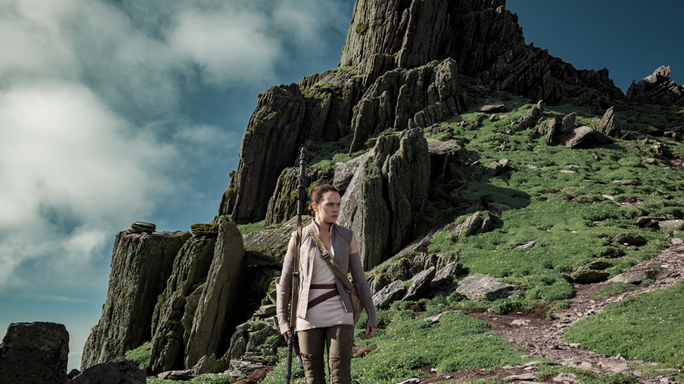 What It's Like to Visit STAR WARS: THE LAST JEDI's Ahch-To IRL