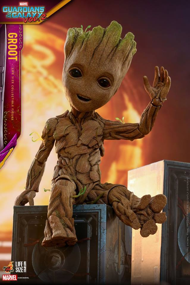 Let Another Life Size Baby Groot Dance Into Your Heart Nerdist