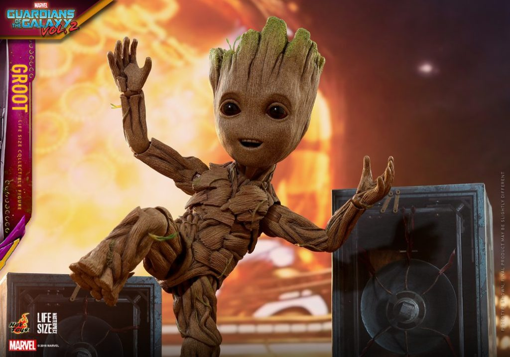 Let Another Life-Size Baby Groot Dance Into Your Heart_1