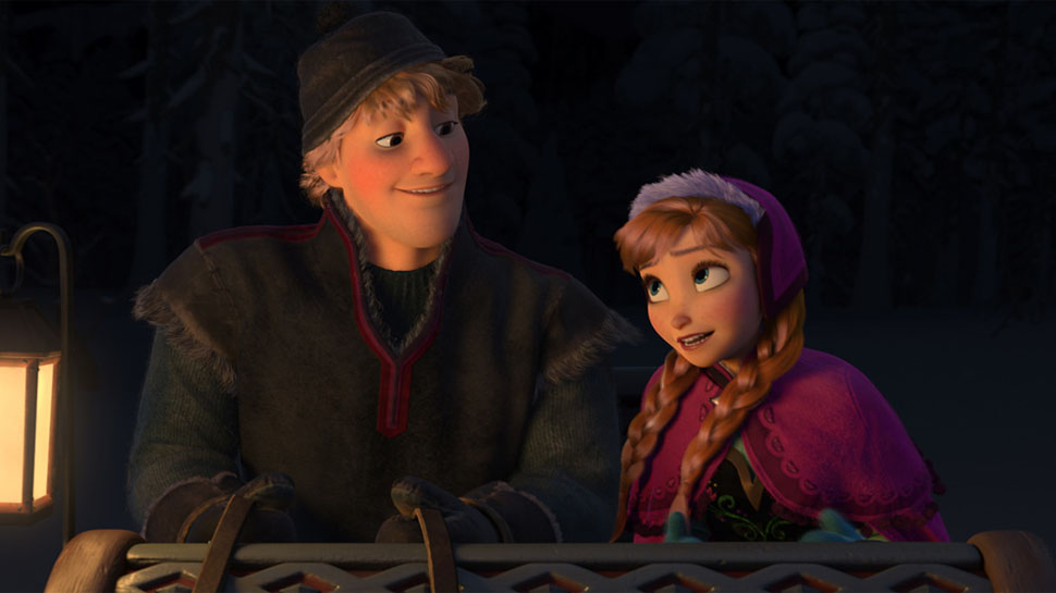 FROZEN Broadway Musical's New Song is a Duet for Anna and Kristoff