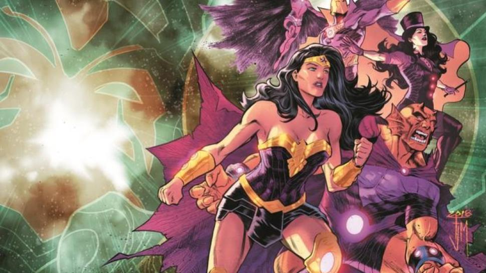 Scott Snyder Explodes the DCU With New Justice League Comics