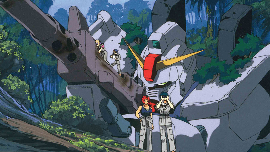 10 Essential Mecha Anime That You Need to See_18