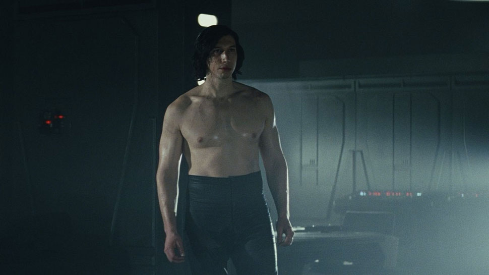 Put Kylo Ren's Shirtless Body on Your Body This Summer