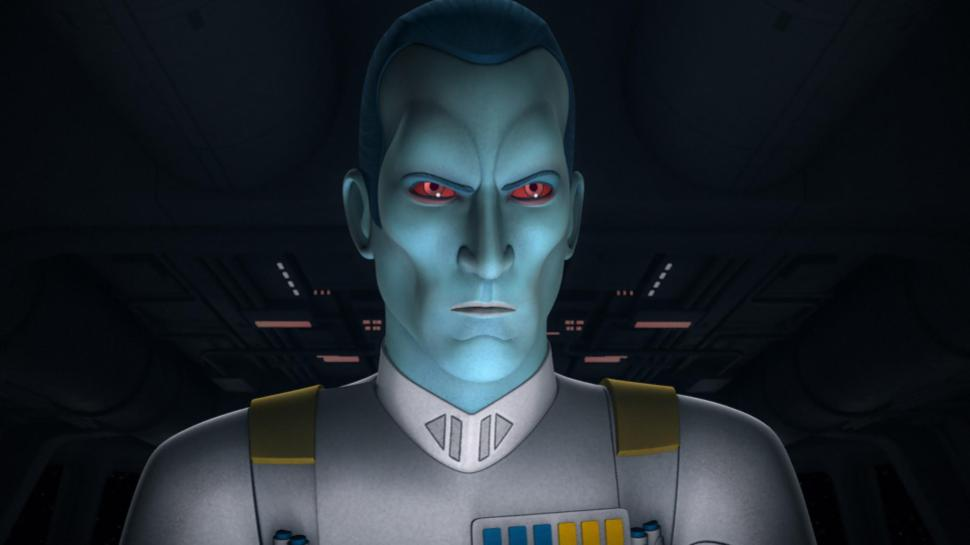Where in the Galaxy is STAR WARS REBELS' Grand Admiral Thrawn?