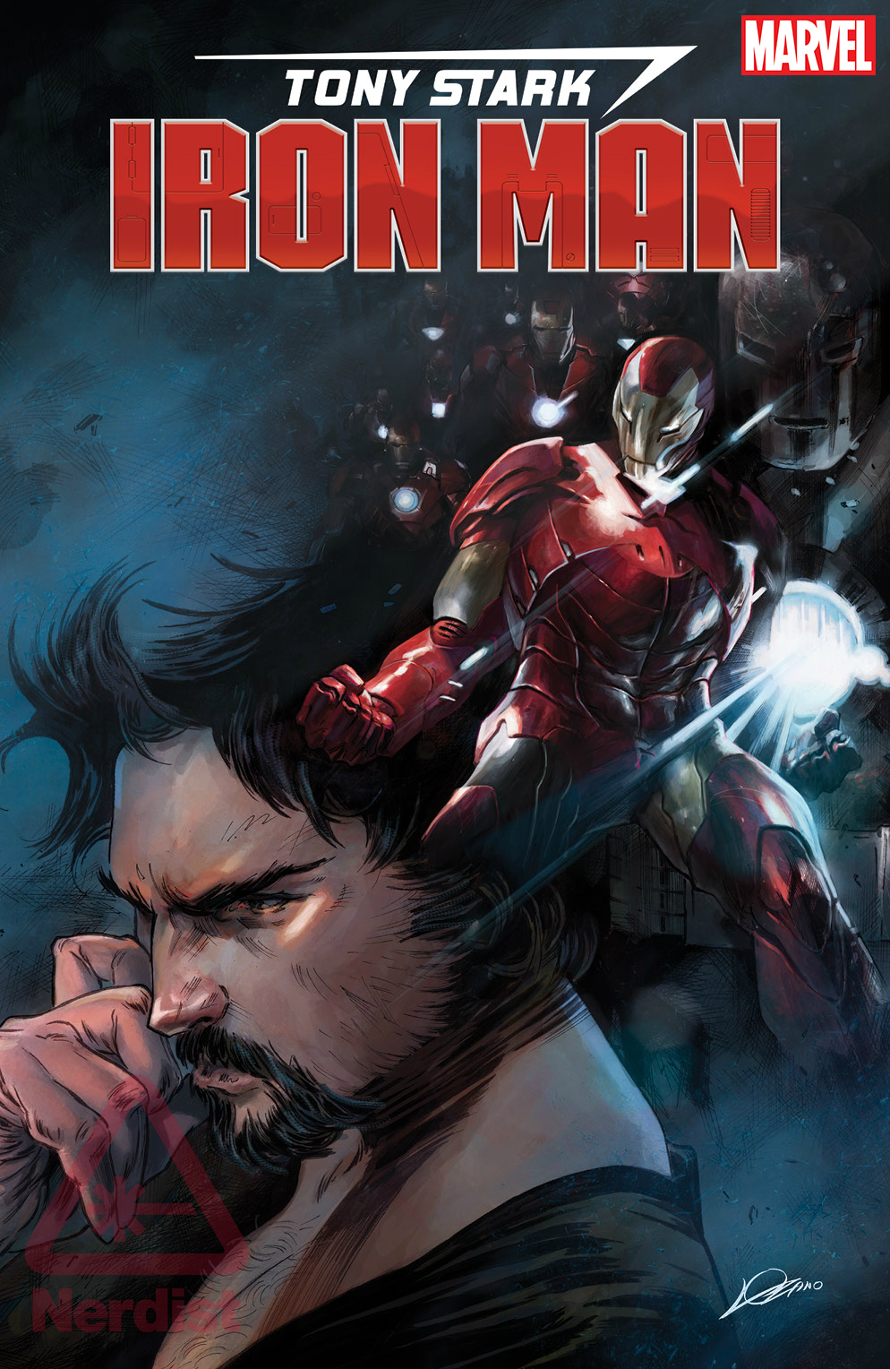 Marvel's New IRON MAN #1 Keeps It Unreal (Exclusive Interview)_1