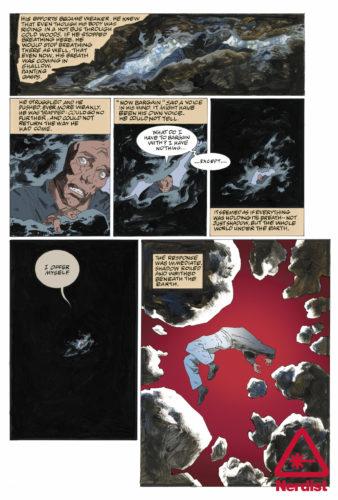 Get a Sneak Peek at Neil Gaiman's AMERICAN GODS: MY AINSEL (Exclusive)_22
