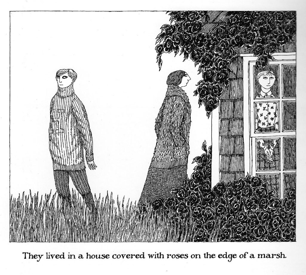 The 7 Most Ghoulish Edward Gorey Stories_14