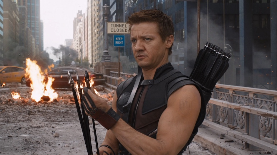 Hawkeye's AVENGERS: INFINITY WAR Poster Has Finally Arrived
