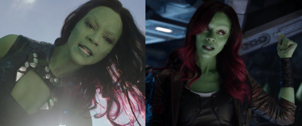 Marvel Cinematic Universe Characters Then and Now_23