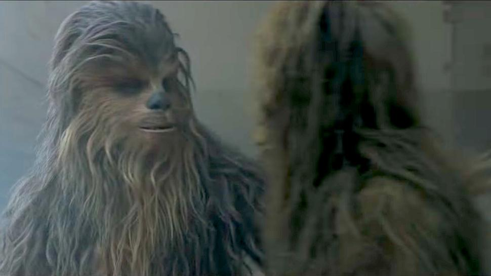 Will We Meet Chewbacca's Family in SOLO: A STAR WARS STORY?