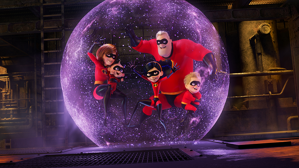 10 Things We Learned About INCREDIBLES 2