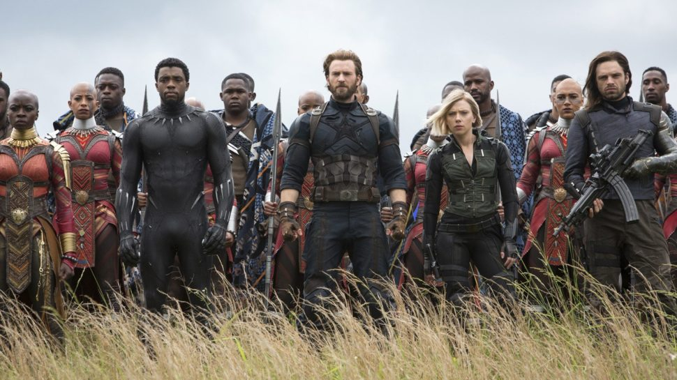 Ranking the Best New Pair-Ups in AVENGERS: INFINITY WAR