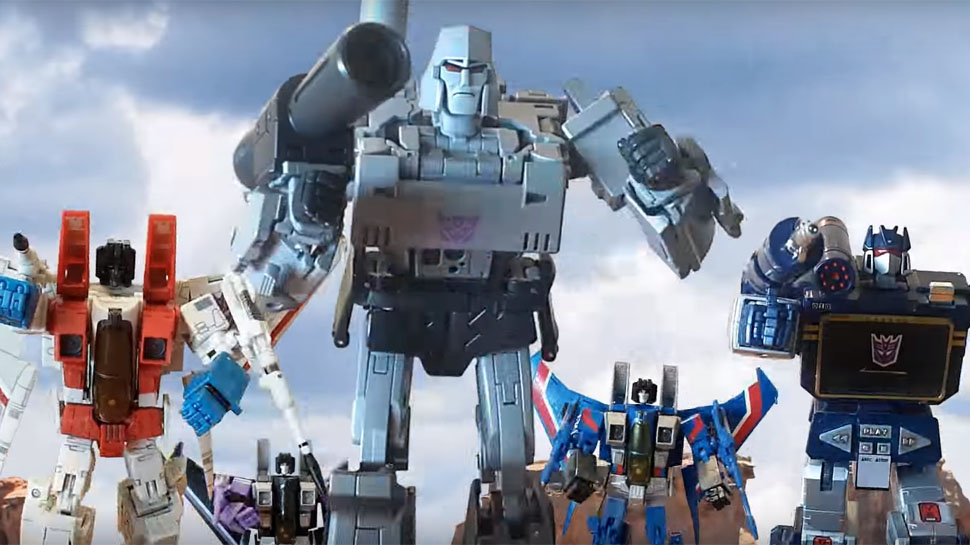 TRANSFORMERS Generation 1 Opening Credits Get a Stop-Motion Remake
