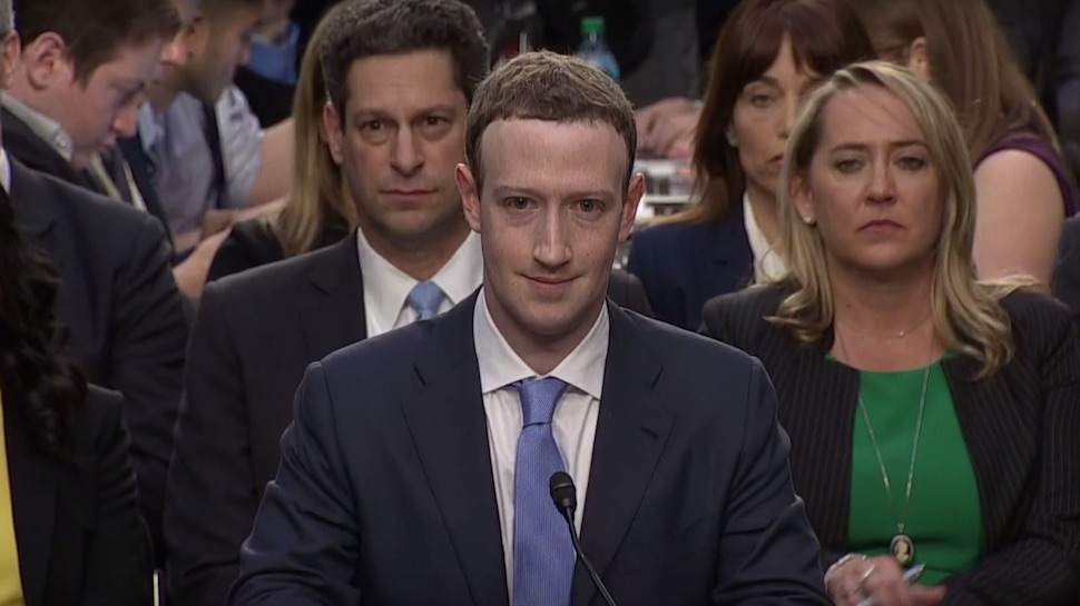 The Internet's Best Reactions to the Mark Zuckerberg/Facebook Senate Hearing
